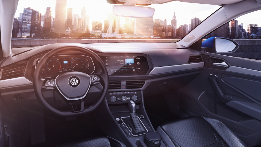 2019 Volkswagen Jetta officially unveiled in Detroit Image #761632