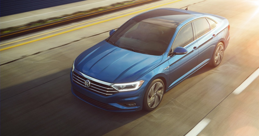 2019 Volkswagen Jetta officially unveiled in Detroit Image #761618