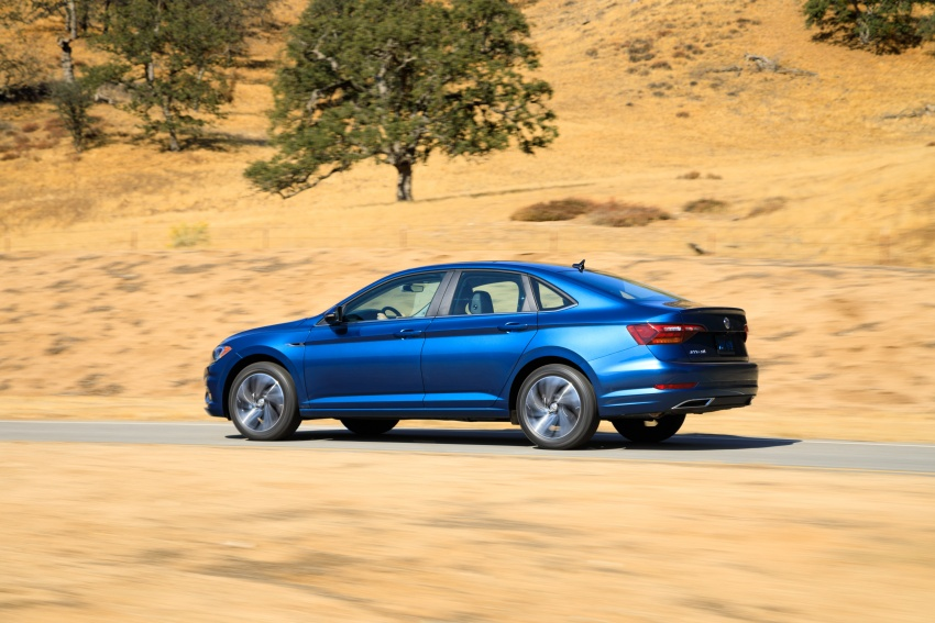 2019 Volkswagen Jetta officially unveiled in Detroit Image #761628
