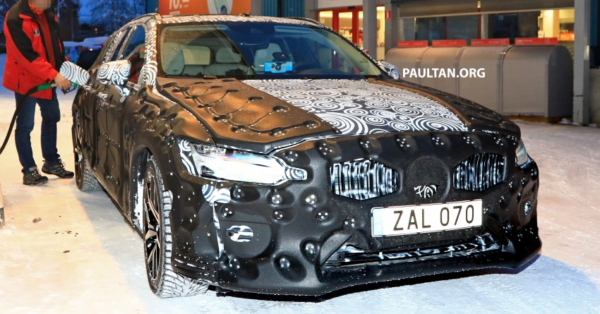 SPYSHOTS: 2019 Volvo V60 spotted for the first time Image #770858