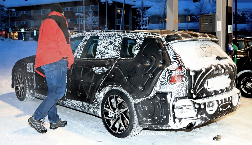 SPYSHOTS: 2019 Volvo V60 spotted for the first time Image #770863