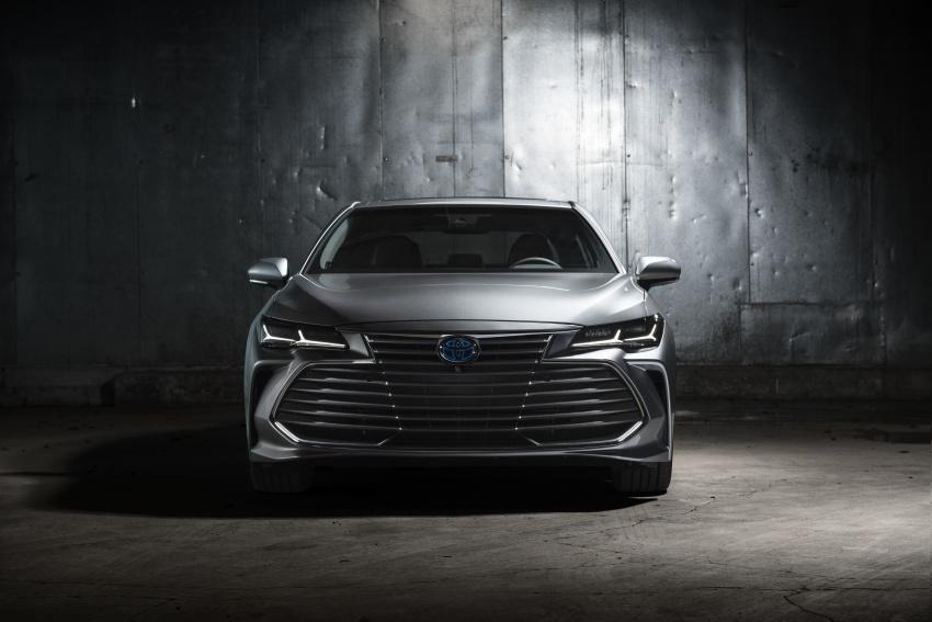 Toyota Avalon 2019 – lebih agresif, mewah dan maju Image #762994