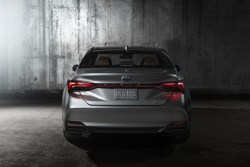 Toyota Avalon 2019 – lebih agresif, mewah dan maju Image #763001