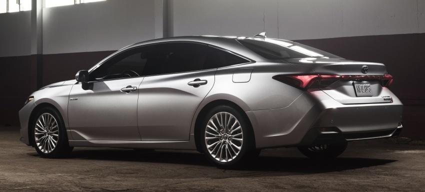 Toyota Avalon 2019 – lebih agresif, mewah dan maju Image #763009