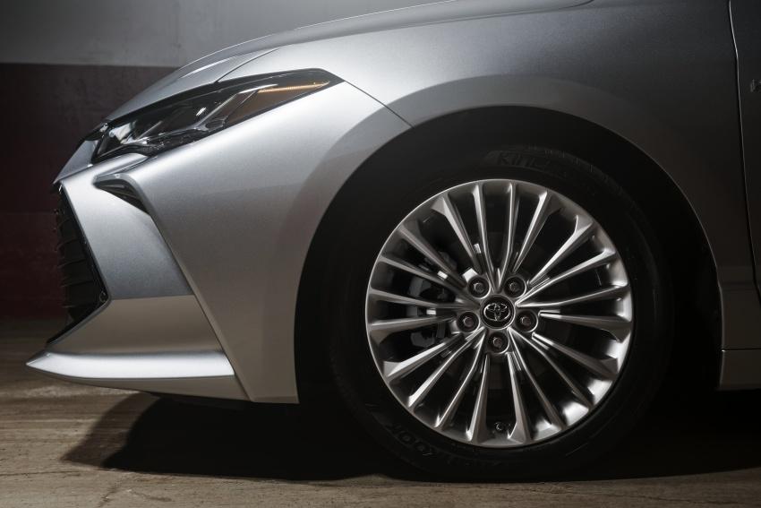 Toyota Avalon 2019 – lebih agresif, mewah dan maju Image #763012