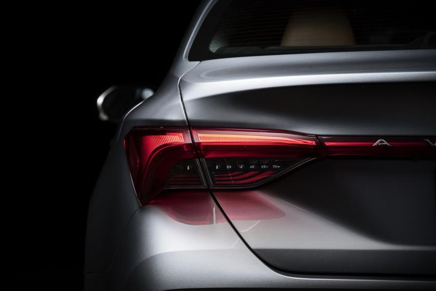Toyota Avalon 2019 – lebih agresif, mewah dan maju Image #763023