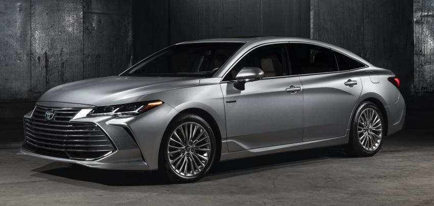 Toyota Avalon 2019 – lebih agresif, mewah dan maju Image #763024