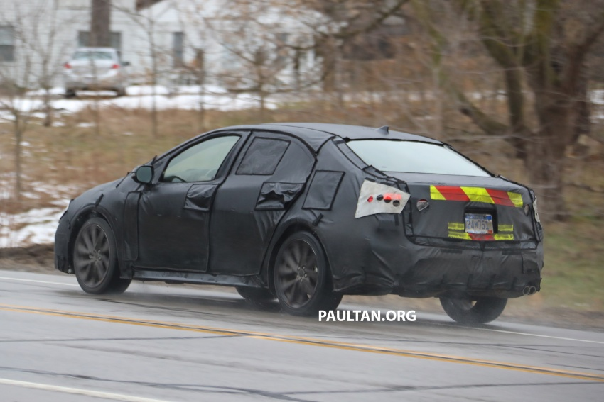 SPYSHOTS: Next-gen Toyota Corolla spotted testing Image #763881