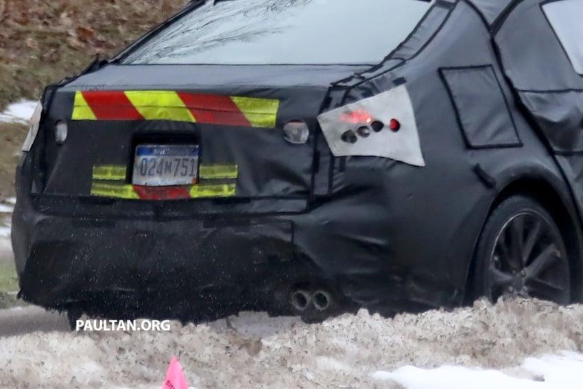 SPYSHOTS: Next-gen Toyota Corolla spotted testing Image #763888