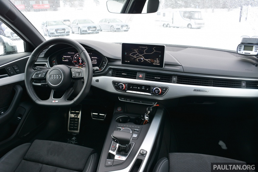 Audi Ice Driving Experience Finland with the S4 Avant – learning to drive in the winter with the aid of quattro Image #769941