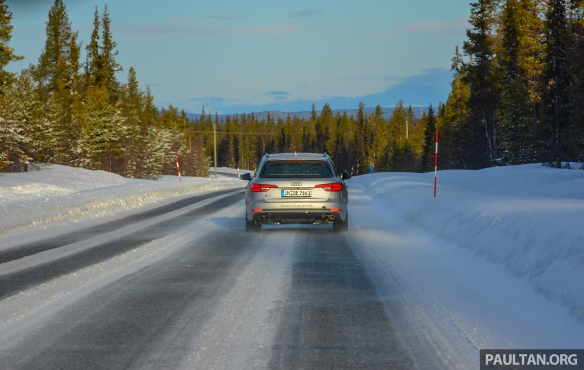 Audi Ice Driving Experience Finland with the S4 Avant – learning to drive in the winter with the aid of quattro Image #769975