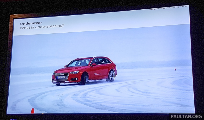 Audi Ice Driving Experience Finland with the S4 Avant – learning to drive in the winter with the aid of quattro Image #769926
