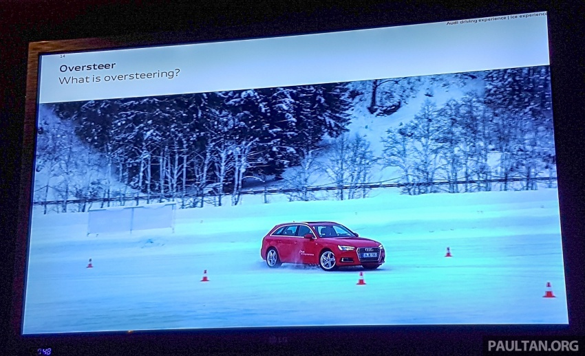 Audi Ice Driving Experience Finland with the S4 Avant – learning to drive in the winter with the aid of quattro Image #769927