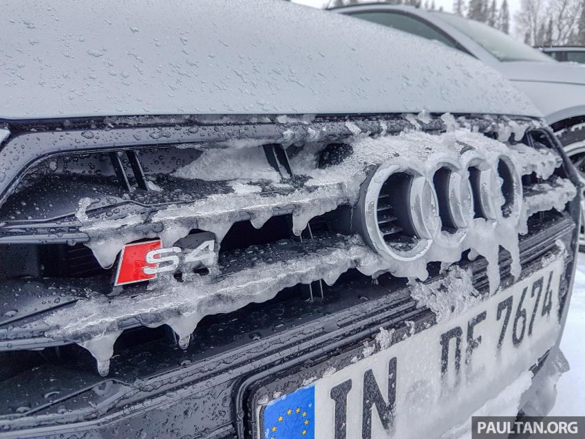 Audi Ice Driving Experience Finland with the S4 Avant – learning to drive in the winter with the aid of quattro Image #769992