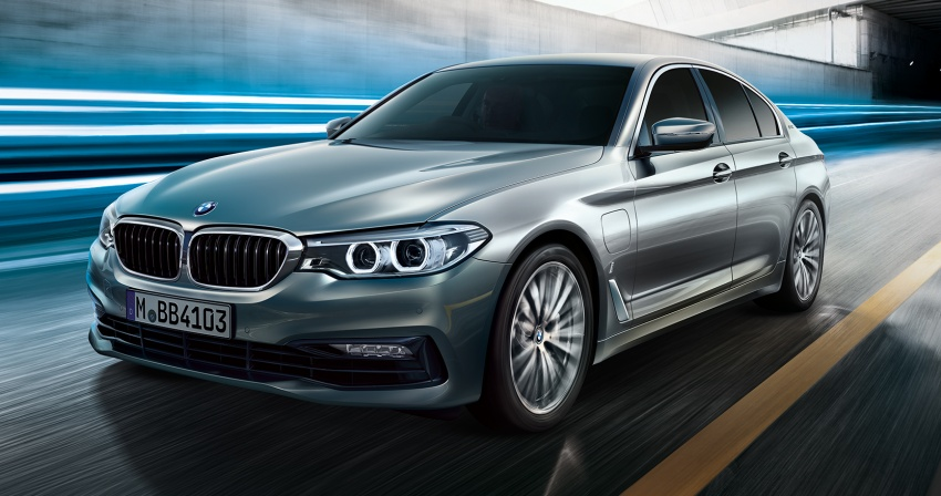 BMW 530e iPerformance plug-in hybrid launched in Malaysia – 252 hp, 0-100 km/h in 6.2 secs, RM344k Image #766000
