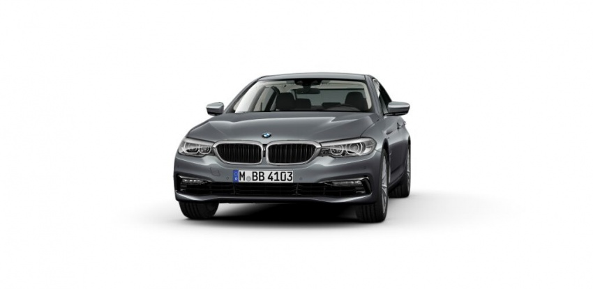 BMW 530e iPerformance plug-in hybrid launched in Malaysia – 252 hp, 0-100 km/h in 6.2 secs, RM344k Image #765384