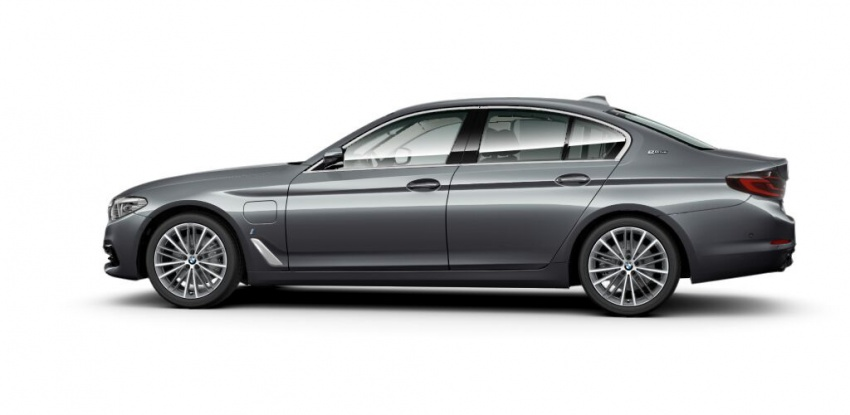 BMW 530e iPerformance plug-in hybrid launched in Malaysia – 252 hp, 0-100 km/h in 6.2 secs, RM344k Image #765393