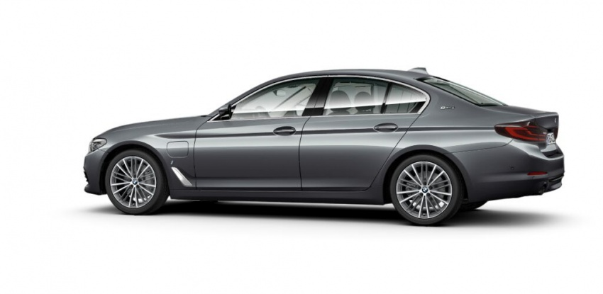 BMW 530e iPerformance plug-in hybrid launched in Malaysia – 252 hp, 0-100 km/h in 6.2 secs, RM344k Image #765394