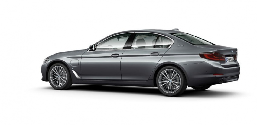 BMW 530e iPerformance plug-in hybrid launched in Malaysia – 252 hp, 0-100 km/h in 6.2 secs, RM344k Image #765395