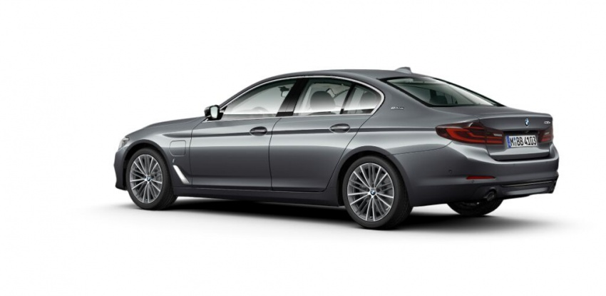 BMW 530e iPerformance plug-in hybrid launched in Malaysia – 252 hp, 0-100 km/h in 6.2 secs, RM344k Image #765396