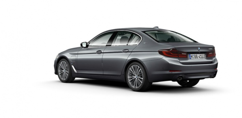 BMW 530e iPerformance plug-in hybrid launched in Malaysia – 252 hp, 0-100 km/h in 6.2 secs, RM344k Image #765397