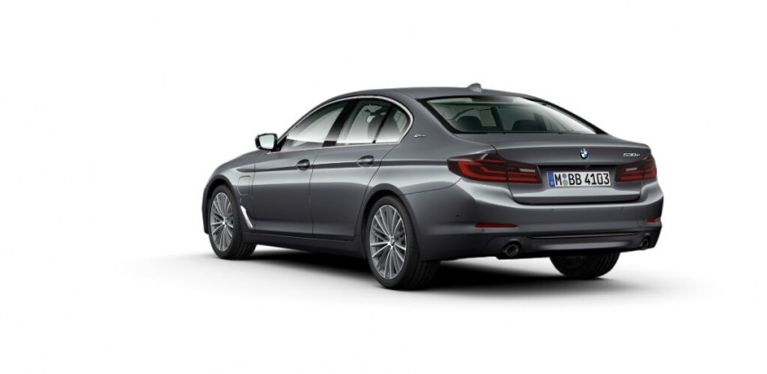 BMW 530e iPerformance plug-in hybrid launched in Malaysia – 252 hp, 0-100 km/h in 6.2 secs, RM344k Image #765398