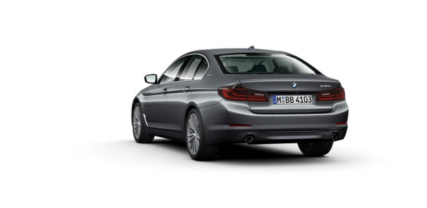 BMW 530e iPerformance plug-in hybrid launched in Malaysia – 252 hp, 0-100 km/h in 6.2 secs, RM344k Image #765399