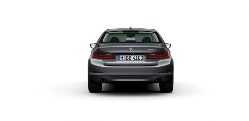 BMW 530e iPerformance plug-in hybrid launched in Malaysia – 252 hp, 0-100 km/h in 6.2 secs, RM344k Image #765401