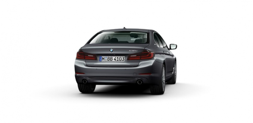BMW 530e iPerformance plug-in hybrid launched in Malaysia – 252 hp, 0-100 km/h in 6.2 secs, RM344k Image #765402