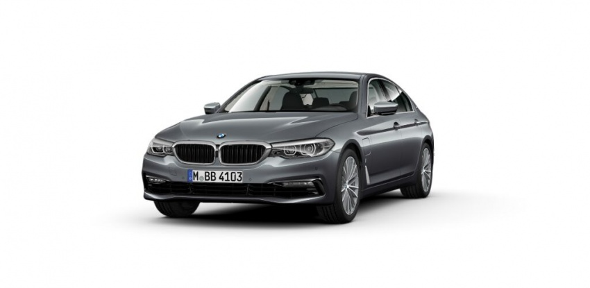 BMW 530e iPerformance plug-in hybrid launched in Malaysia – 252 hp, 0-100 km/h in 6.2 secs, RM344k Image #765385