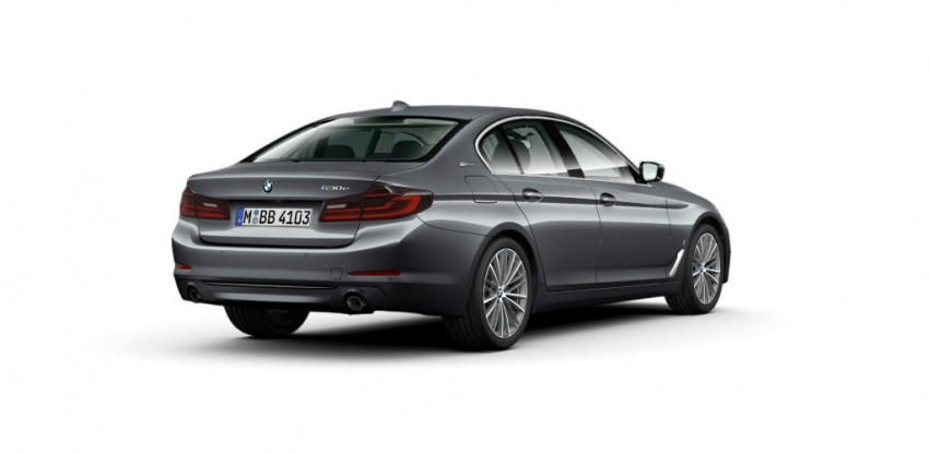 BMW 530e iPerformance plug-in hybrid launched in Malaysia – 252 hp, 0-100 km/h in 6.2 secs, RM344k Image #765404