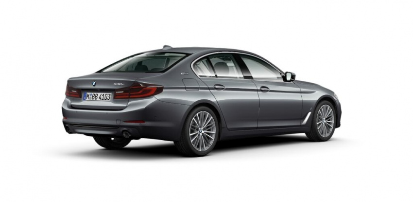 BMW 530e iPerformance plug-in hybrid launched in Malaysia – 252 hp, 0-100 km/h in 6.2 secs, RM344k Image #765405