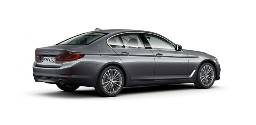BMW 530e iPerformance plug-in hybrid launched in Malaysia – 252 hp, 0-100 km/h in 6.2 secs, RM344k Image #765406