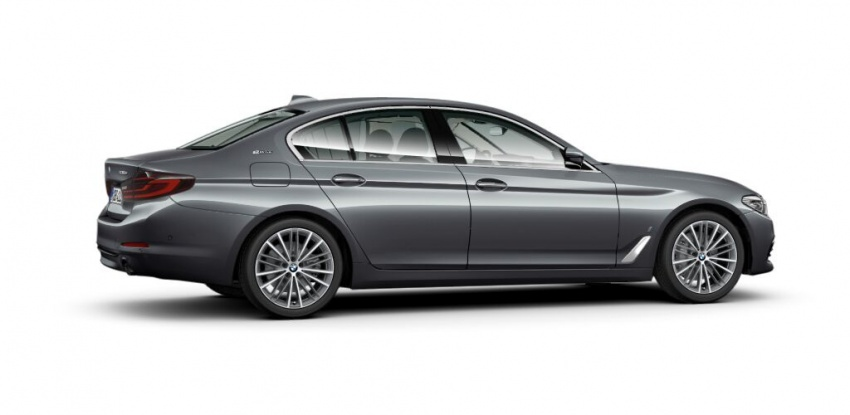 BMW 530e iPerformance plug-in hybrid launched in Malaysia – 252 hp, 0-100 km/h in 6.2 secs, RM344k Image #765408