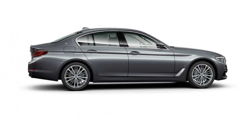 BMW 530e iPerformance plug-in hybrid launched in Malaysia – 252 hp, 0-100 km/h in 6.2 secs, RM344k Image #765409