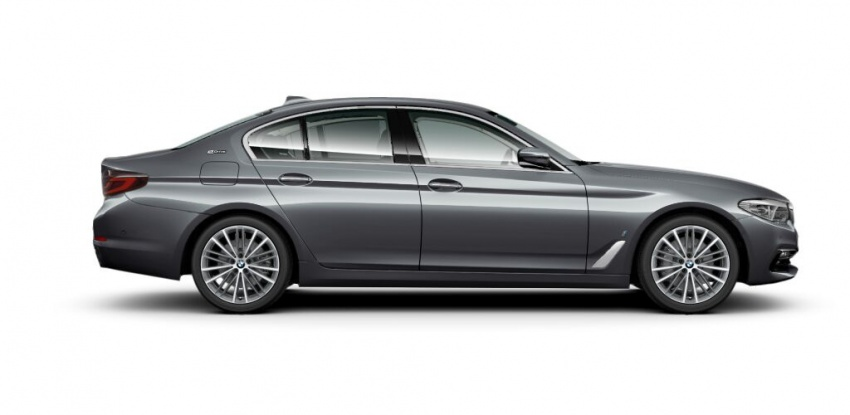 BMW 530e iPerformance plug-in hybrid launched in Malaysia – 252 hp, 0-100 km/h in 6.2 secs, RM344k Image #765410