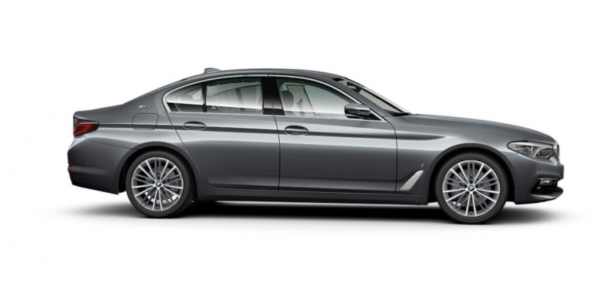 BMW 530e iPerformance plug-in hybrid launched in Malaysia – 252 hp, 0-100 km/h in 6.2 secs, RM344k Image #765411