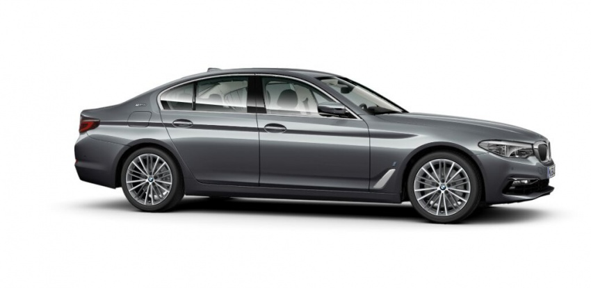 BMW 530e iPerformance plug-in hybrid launched in Malaysia – 252 hp, 0-100 km/h in 6.2 secs, RM344k Image #765412