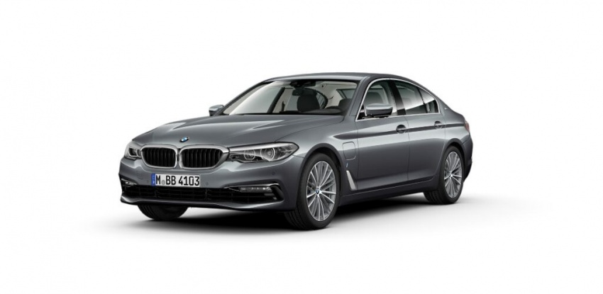BMW 530e iPerformance plug-in hybrid launched in Malaysia – 252 hp, 0-100 km/h in 6.2 secs, RM344k Image #765386