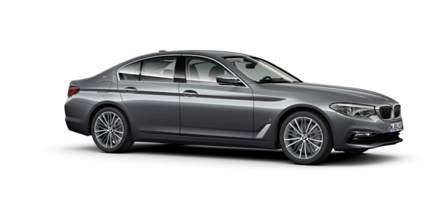 BMW 530e iPerformance plug-in hybrid launched in Malaysia – 252 hp, 0-100 km/h in 6.2 secs, RM344k Image #765413
