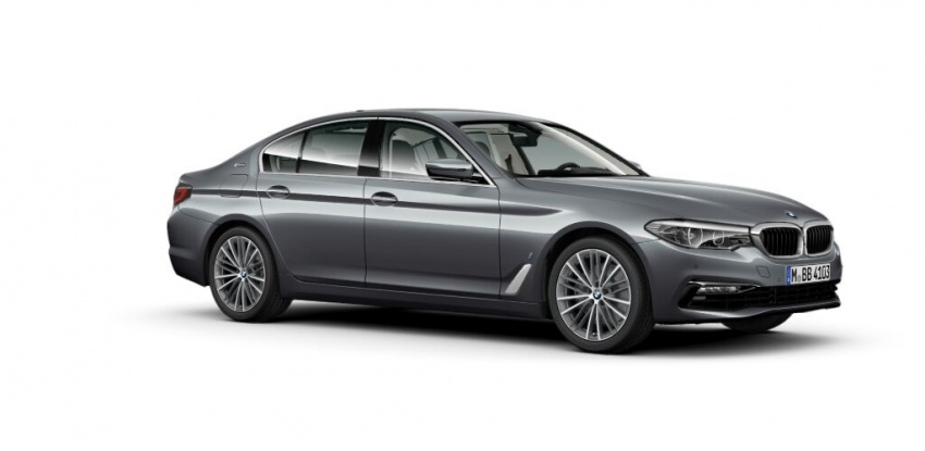 BMW 530e iPerformance plug-in hybrid launched in Malaysia – 252 hp, 0-100 km/h in 6.2 secs, RM344k Image #765414