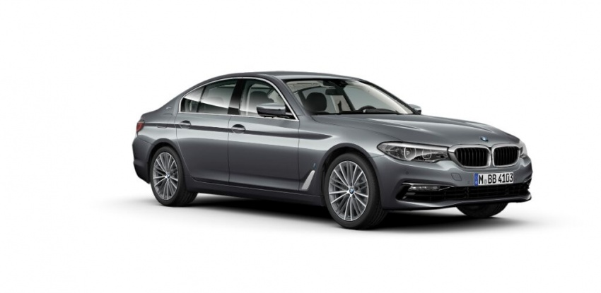 BMW 530e iPerformance plug-in hybrid launched in Malaysia – 252 hp, 0-100 km/h in 6.2 secs, RM344k Image #765415