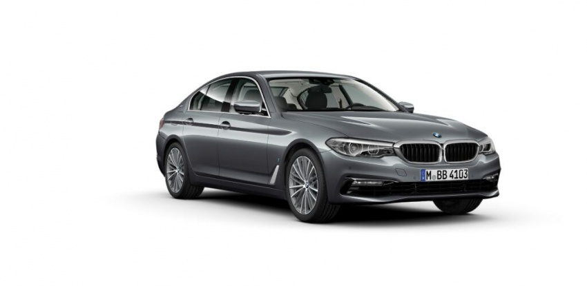 BMW 530e iPerformance plug-in hybrid launched in Malaysia – 252 hp, 0-100 km/h in 6.2 secs, RM344k Image #765416