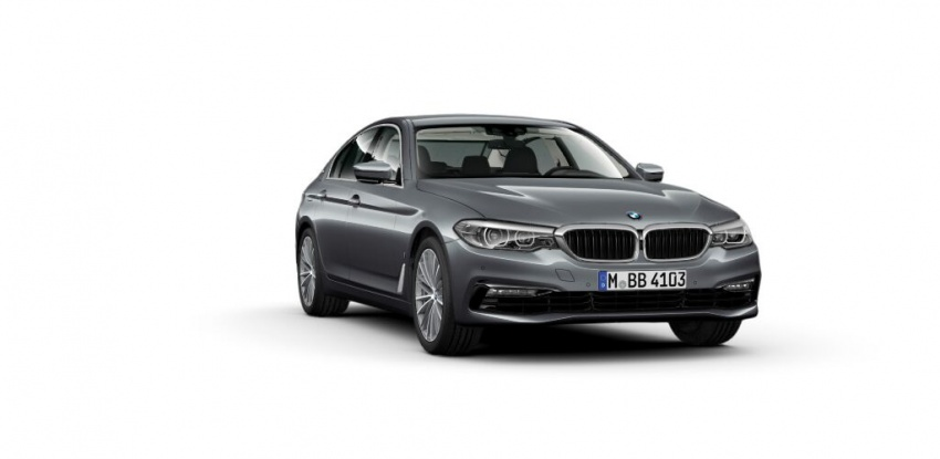 BMW 530e iPerformance plug-in hybrid launched in Malaysia – 252 hp, 0-100 km/h in 6.2 secs, RM344k Image #765417