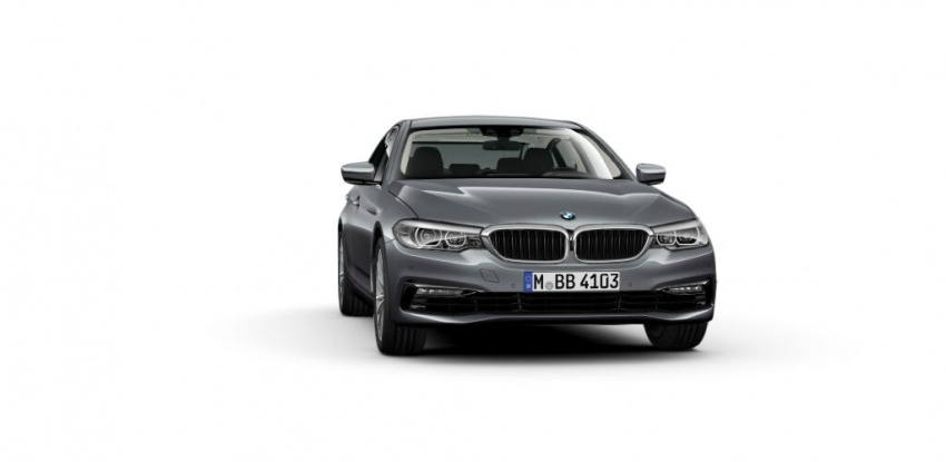 BMW 530e iPerformance plug-in hybrid launched in Malaysia – 252 hp, 0-100 km/h in 6.2 secs, RM344k Image #765418