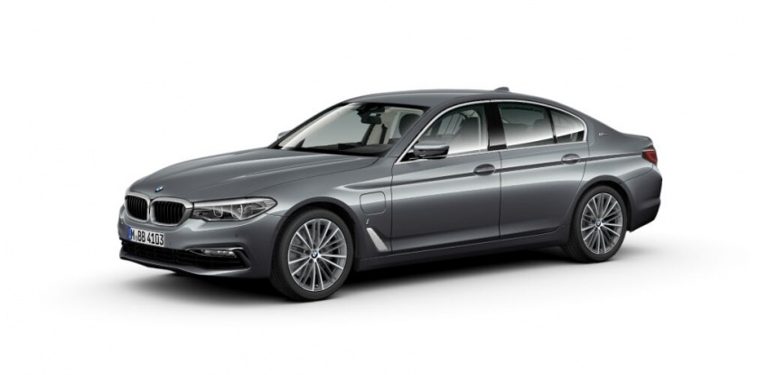 BMW 530e iPerformance plug-in hybrid launched in Malaysia – 252 hp, 0-100 km/h in 6.2 secs, RM344k Image #765421