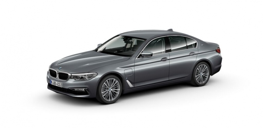 BMW 530e iPerformance plug-in hybrid launched in Malaysia – 252 hp, 0-100 km/h in 6.2 secs, RM344k Image #765422