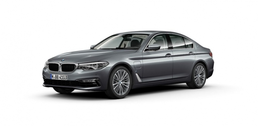 BMW 530e iPerformance plug-in hybrid launched in Malaysia – 252 hp, 0-100 km/h in 6.2 secs, RM344k Image #765387