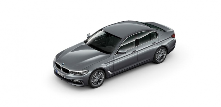 BMW 530e iPerformance plug-in hybrid launched in Malaysia – 252 hp, 0-100 km/h in 6.2 secs, RM344k Image #765424