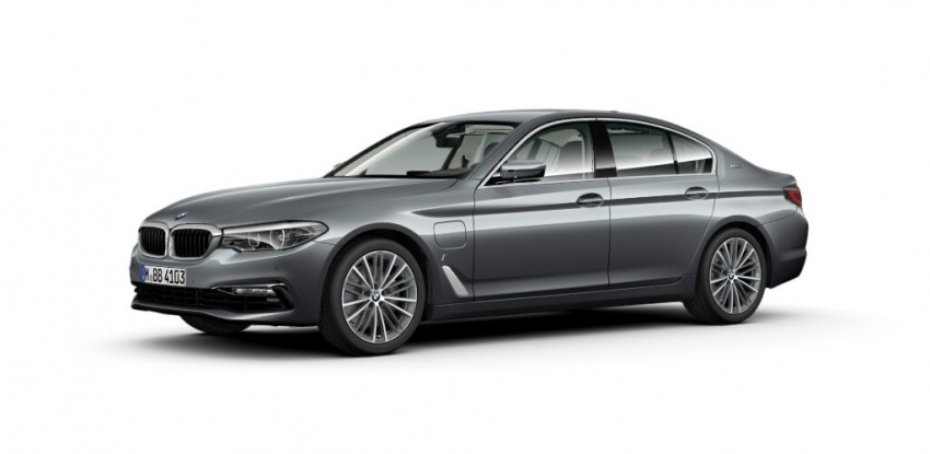 BMW 530e iPerformance plug-in hybrid launched in Malaysia – 252 hp, 0-100 km/h in 6.2 secs, RM344k Image #765388